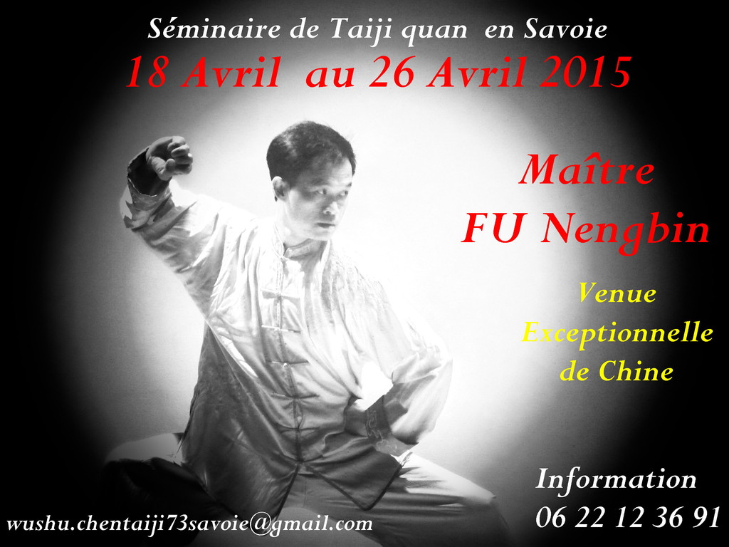 SEMINAIRE INTERNATIONAL TAIJI QUAN